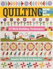 Quilting Row by Row 27 Skill Building Techniques Paperback or Softback