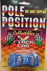 Dave Marcis Signed 1:64 Scale Die Cast Stock Car Pole Position 091117DBT6