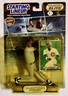 Hasbro 2000 Starting Lineup SAMMY SOSA Baseball Elite SLU Yellowing