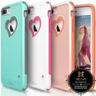 For iPhone 8 Plus 7 Plus VenavLoveHybrid Shockproof Case Cover Girl Cute Pink