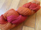 HAND PAINTED DYED SOCK YARN 90 WOOL 10 NYLON FRUIT SALAD 7 SPIDER GODDESS