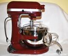 KitchenAid KP26M1X 6Qt Professional Metal Stand Mixer 10 Speed Artisan Bowl-Lift