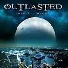 OUTLASTED (NORWAY MELODIC ROCK) - INTO THE NIGHT USED - VERY GOOD CD