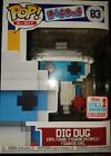Funko Pop! NYCC 2017 Fall Convention Exclusive Dig Dug 8-Bit DUG DUG #03