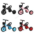 FoxHunter Childrens Trike  3 Wheel Bike for Kids Tricycle Steel Frame Toy