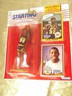 1990 Starting Lineup Magic Johnson with 1979 rookie card Sealed unopened