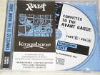 CONVICTED TO THE AVANT GARDE VOL 10 XALT + KINGSBANE 2 DEMO'S IN 1 CD