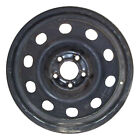 03670 Reconditioned Steel Wheel 17x75 Fits 2006 2011 Ford Crown Victoria Black