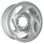 69394 Refinished Toyota Tundra 2002 2006 16 inch Silver Steel Wheel Rim