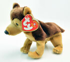 TY BEANIE BABY COURAGE Dog Honors Heroes of 911 Collectible 2001