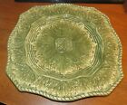 """Fitz & Floyd Vista Bella Square Platter 14"""" New without  Box"""