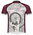 Primal Wear Old Fart Atlas Cycling Jersey Mens short sleeve bicycle bike + sox