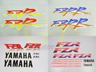 Motorcycle Fairing Sticker Decal for Yamaha FZR 125 250 400 600 1000 FZRR #gt
