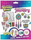 Alex Toys 397J Shrinky Dinks Jewelry Arts  Crafts For Kids Ages 5yr And Up New