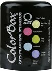 Clearsnap ColorBox Archival Dye Ink Pad Cats Eye Queue Tutti Fruiti 6 pads