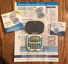 Weight Watchers Points Plus Calculator Daily Weekly Tracker 30033 in BOX