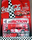NASCAR ~ ACTION ~ 1998 ~ DALE EARNHARDT #3 ~ COCA~COLA ~ 1/64 SCALE CAR