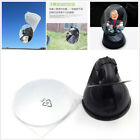 Adjustable View Non Framed Mirror Car Safety Easy Fit Suction Cup For BABY KIDS