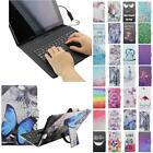 For Huawei MediaPad M2 M2-801W USB Andriod Tablet Keyboard Case Cover Flip Stand