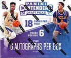 2017 18 PANINI CONTENDERS DRAFT BASKETBALL HOBBY BOX