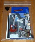 Gibson SG Standard Case Candy Manual Warranty Wrench Cloth Guitar Parts G Force