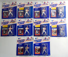 Lot of (10) 1988 Starting Lineup Wade Boggs Baseball Figures
