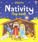 Nativity Flap Book Usborne Flap Books by Sam Taplin Book The Fast Free