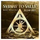 SUBWAY TO SALLY - NORD NORD OST/BASTARD USED - VERY GOOD CD