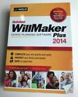 Quicken Willmaker Estate Planning Software Plus 2014 - Retail Box - New NOLO