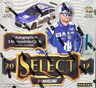 2017 PANINI SELECT NASCAR RACING SEALED HOBBY BOX