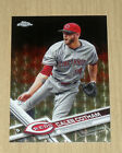 2017 Topps Chrome Baseball Complete Set Sapphire Edition Cards 18