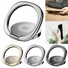 360 Rotating Mobile Phone Magnetic Holder Car Mount Finger Ring Desk Bracket