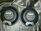 Pair of Altec 8 Coaxial Duplex Speakers Model 409 16T for Parts Repair