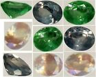 19thC Antique Handcrafted 1 3ct Genuine Natural Russian Color Change Alexandrite