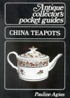 China Teapots Antique Pocket Guides by Agius Pauline Paperback Book The Fast