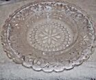 Indiana Glass Sandwich pattern Base for Butter Dish 71/4