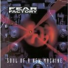 Fear Factory - Soul Of A New Machine - Fear Factory CD 78VG The Fast Free