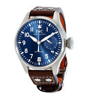 IWC Big Pilot Midnight Blue Dial Automatic Mens Watch IW500916