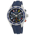 Nautica NST 12 Chronograph Blue Dial Mens Watch NAD16534G
