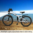 2 Colors Fold ADULTS ELECTRIC BIKE 36V EBIKE SCOOTER CITY URBAN COMMUTER BICYCLE