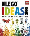 The LEGO Ideas Book You Can Build Anything by Daniel Lipkowitz Book The Fast