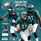New Turner 2018 NFL Philadelphia Eagles Wall Calendar Model2BA1D1B7