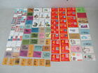 Nystamps British GB  Area mint NH stamp booklet collection high face value