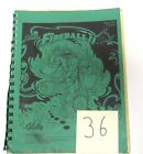 Bally Fireball II - 36 Pages pinball machine manual
