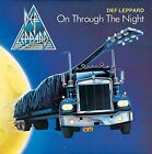 Def Leppard - On Through The Night - Def Leppard CD 7RVG The Fast Free Shipping
