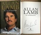 Allan Lamb Autobiography Signed First Edition Cricket England Northamptonshire