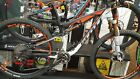 Scott 700 Premium carbon  full suspension mountain bike bicycle SM New