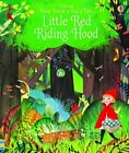 Peep Inside a Fairy Tale Little Red Riding Hood by Anna Milbourne Book The Fast
