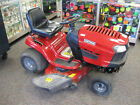 SEARS CRAFTSMAN 46 GOLD+BRIGGS  STRATTON 19HP RED RIDING LAWN MOWER LOCAL P UP