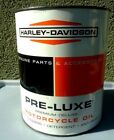 Vintage Early Harley Davidson 1 Gallon Pre Luxe Motorcycle Oil Can Beauty Full